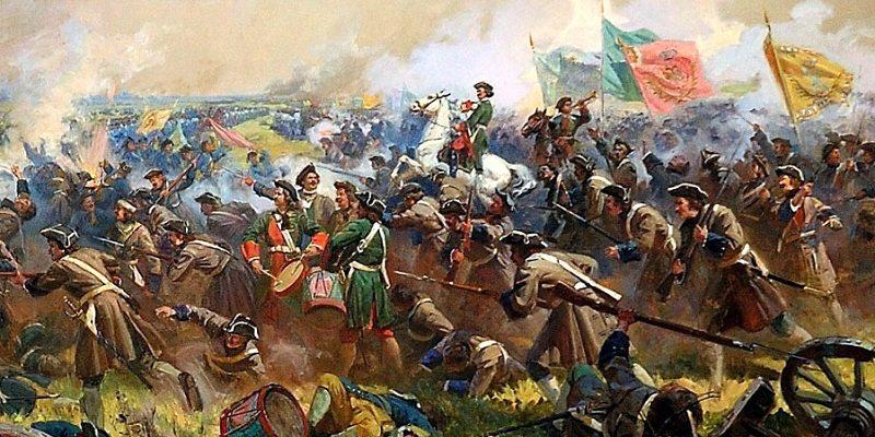 10 июля – День победы русской армии под командованием Петра I над шведами в  Полтавском сражении – Музей Фелицына